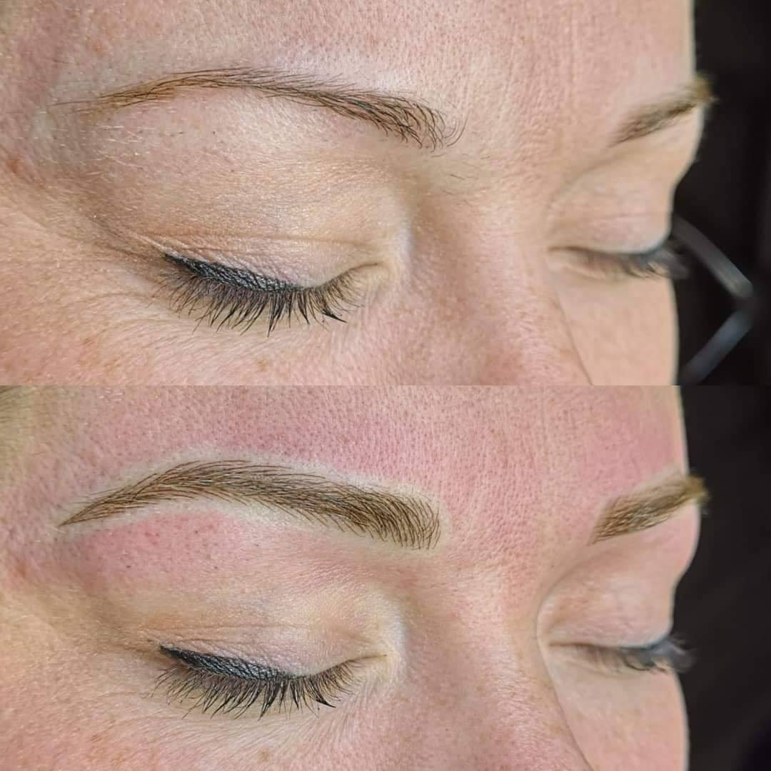 Semi Permanent Makeup vs Microblading – what's the